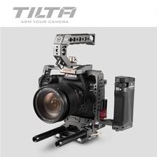 Tiltaing كامل هيكل قفصي الشكل للكاميرا لكانون 5D/7D سلسلة عدة B C