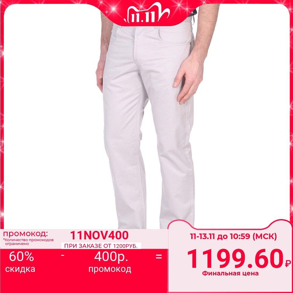 Брюки из хлопка Baon B799015 Костюмные брюки    АлиЭкспресс