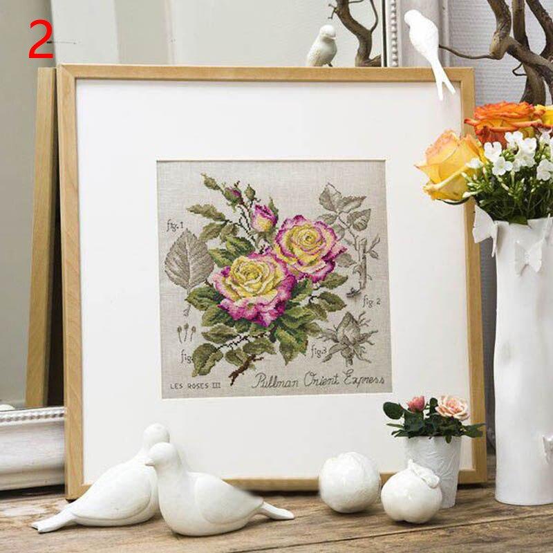 2 DFEA-阴影花系列32 玫瑰-