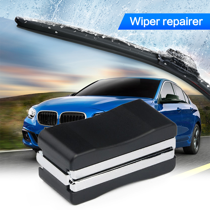 NEW Universal Cleaner Scratches Kit Vehicle Restorer Windshield Wiper Tools Repair Car Wiper Blade Tool Refurbish Window Repair