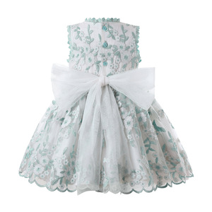 Новинка, платье Pettigirl для вечерние, белое вечернее платье, красивое платье на день рождения с цветами для девочек, одежда для свадебной церемонии, одежда для девочек|Платья|   | АлиЭкспресс