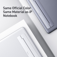 Baseus Alloy Laptop Stand Foldable Desktop Notebook Holder Adjustable Desk Laptop Stand For 12-17 inch Macbook Pro Air