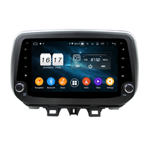 Android car audio dsp for Hyundai IX35 Tucson 2018 with 9 inch touch screen octa ocre PX5 BT 5.0 HD car video autoradio GPS(China)