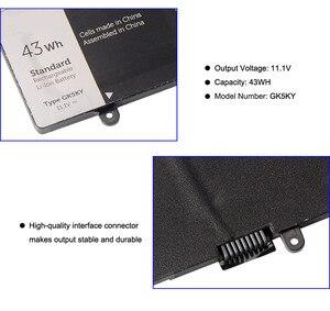 """Image 4 - KingSener GK5KY Laptop Battery For DELL Inspiron 13""""  7000 Series 7347 7348 7352 7353 7359 11"""" 3147 3148 15"""" 7558 04K8YH 43WH"""