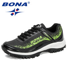 Bona 2020 Новое поступление стильные женские беговые кроссовки