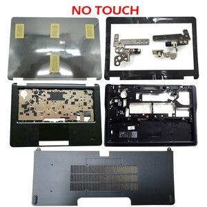 Задняя крышка ЖК-дисплея/Передняя панель/Подставка для рук/Нижняя крышка корпуса для Dell Latitude E7250 0TWKC5 04XG2K 0V5Y98 0Y0T7F 0M081X 05JK6H 08MV8D