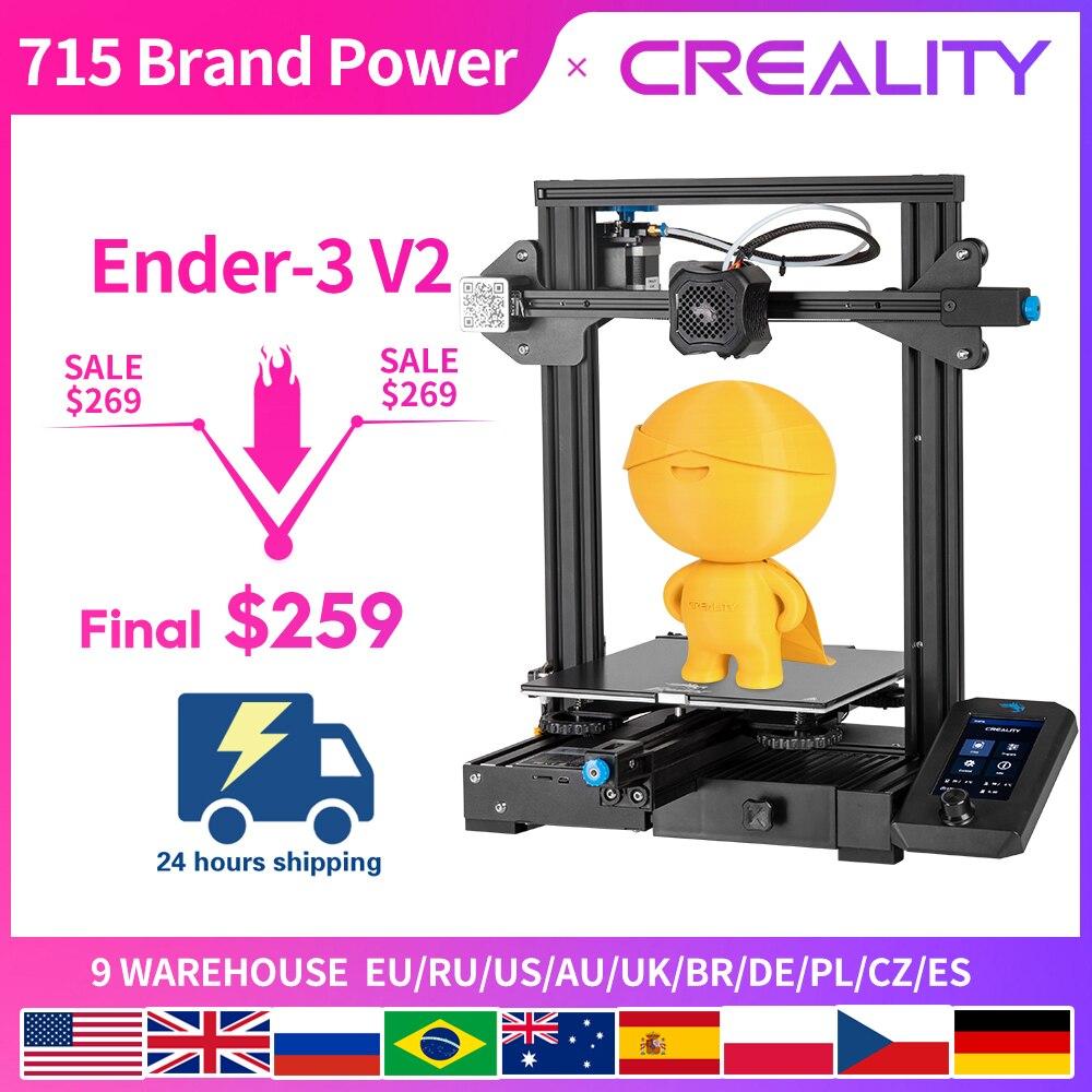 CREALITY 3D New Ender-3 V2 3D Printer