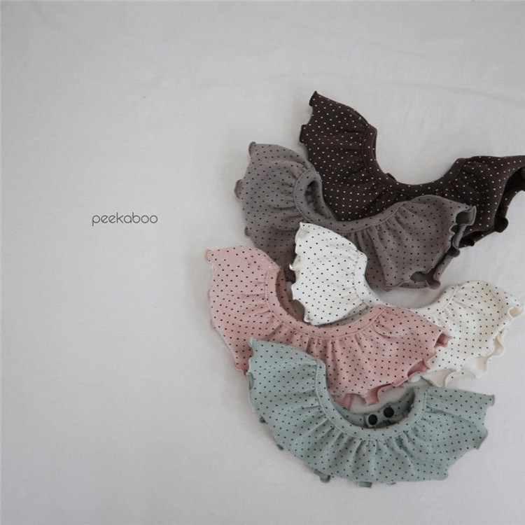 Bayi Pakaian Set Bayi Bodysuit Perempuan Celana Legging Balita Topi dan Lap Pakaian Anak Katun Piyama Anak Pakaian Set