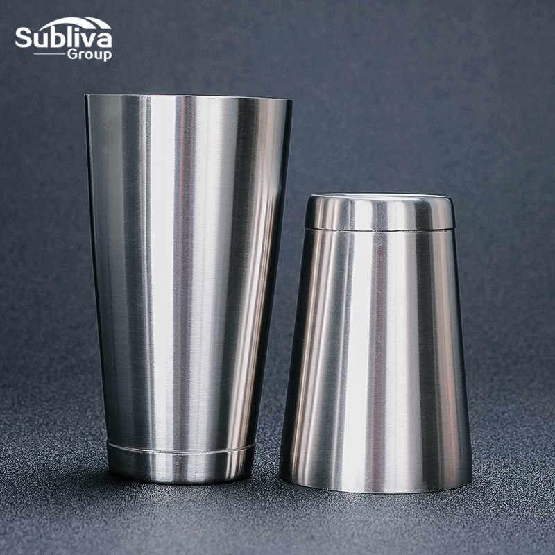 Mezclar Boston Shaker Can 28ozStainless Steel Tin Pro Bartending Flair Mixing