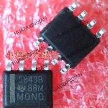 Brand new original  TL2843BDR-8    TL2843B     2843B    SOP-8     High Quality