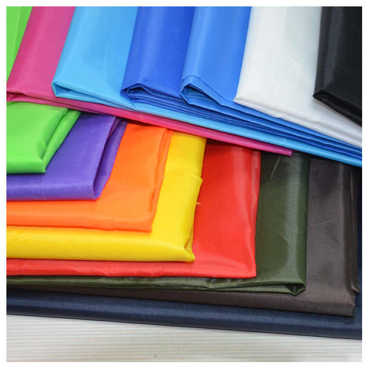 100cm * 150cm פוליאסטר עמיד למים חסון בד PVC ציפוי עבור בעבודת יד DIY מטריית עפיפון גבתון בגדי 190T