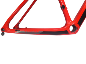 Image 5 - THRUST 2020 Free shipping newest  red BOOST outdoor mountain bicycle frame 148*12mm MTB bike frame UD 29er bicycle accessories
