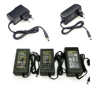 цена на 12 V Volt 1A 2A 3A 5A 6A 8A 10A Adapter Lighting Transformers 220v to 12V Power Supply AC DC Led Power Supply Adapter 12V 5A 2A