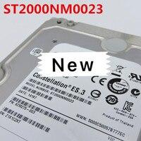 100% neuf dans la boîte garantie de 3 ans ST2000NM0023 2 to 3.5 pouces 7.2K SAS besoin de plus d'angles photos  veuillez me contacter