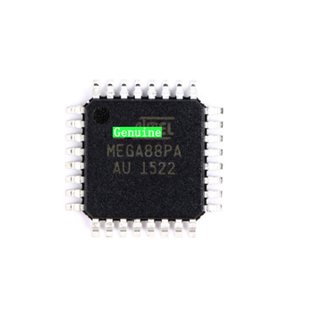 10pcs/lot ATMEGA88PA-AU QFP-32 New Original Genuine 10pcs lot zl30111 qfp new original genuine