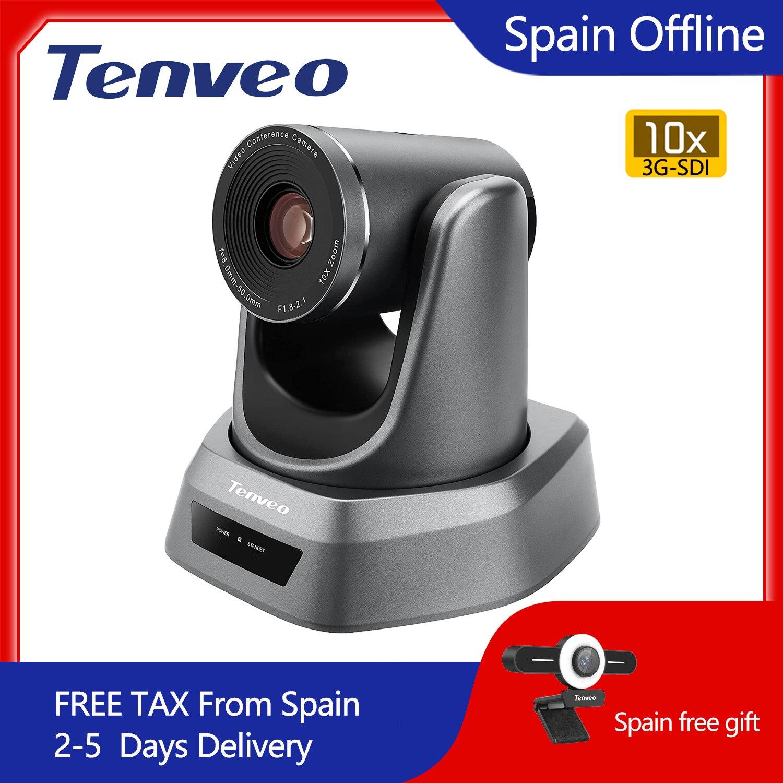[Estoque da ue] livre de impostos nv10a 10x zoom 2mp 1080p ptz câmera de vídeo conferência usb 3g-sdi e hdmi 3 saídas para transmissão multimídia-0