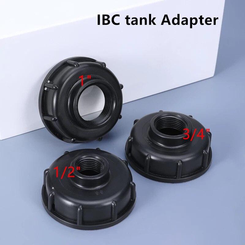 Прочный IBC фитинг для резервуара с водой S60X6 нитки до 1/2
