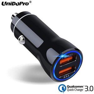 Image 2 - Caricabatterie Wireless veloce Qi da 10W con bloccaggio automatico per DOOGEE S96 Pro S90C S68 Pro S60 Lite , S70 / S70 Lite, S80 Lite S90 adattatore per Auto