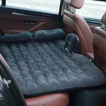 Travel-Bed Cushion Sofa Back-Seat Camping-Mat Multi-Functional Car-Air-Inflation Outdoor