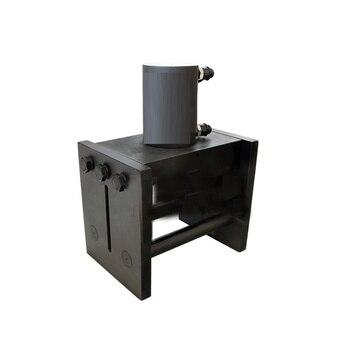 Máquina de dobra hidráulica da barra de cobre da placa 14mm 50 t do ferro de dobra da máquina CB-300S acessível e conveniente