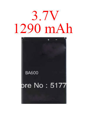 ALLCCX battery BA600 for <font><b>Sony</b></font> Ericsson <font><b>ST25</b></font> ST25i with excellnt quality and best price image