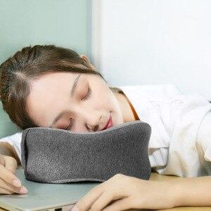 Image 5 - Original Xiao mi mi jia LF oreiller de Massage du cou, cou Relax thérapie musculaire masseur oreiller de sommeil pour le bureau, mi maison et voyage