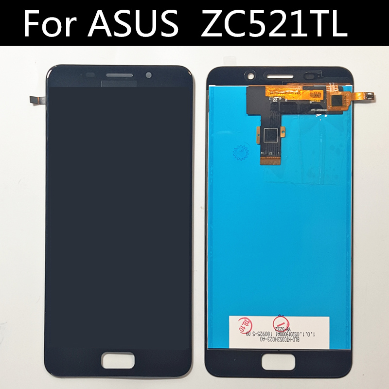 FOR <font><b>ASUS</b></font> Zenfone Pegasus <font><b>3s</b></font> <font><b>Max</b></font> ZC521TL X00GD LCD Display+Touch Screen+Tools Assembly Replacement for 5.2 inch image
