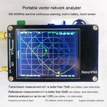 NanoVNA Nano VNA векторный сетевой анализатор антенный анализатор стоящая волна