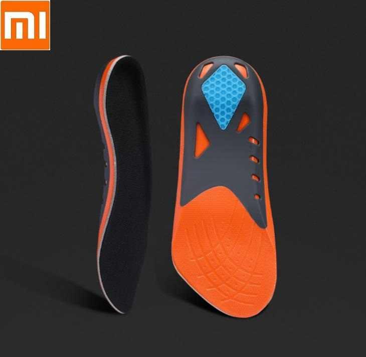 Xiaomi Arch destek spor yastıklama yedi noktalı pad Unisex spor ayakkabı pedi koşu jel tabanlık ayak bakımı araçları