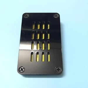 Image 4 - 2 Pçs/lote defniition HiFi Speaker fita de Alta Potência transformador tweeter AMT painel frontal em alumínio