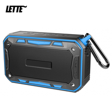 High Power 4Ω6W 2000mAh Bluetooth IP67 Waterproof Speaker TF Card Playback Subwoofer Wireless Portable Sports Speaker