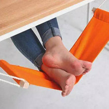 Hammock Work-Table Office Relaxing Footrest Leg Computer Mini
