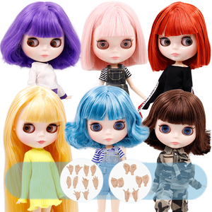 ICY DBS Blyth doll No.1 white skin glossy face joint body 1/6 BJD special price Jerryberry Licca toy gift