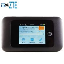 Desbloqueado zte velocity 2 mf985 at&t 600mbps 4g lte wifi móvel hotspot suporte lte bandas b2/b4/b5/b12 (17)/b29/b30 pk ac810