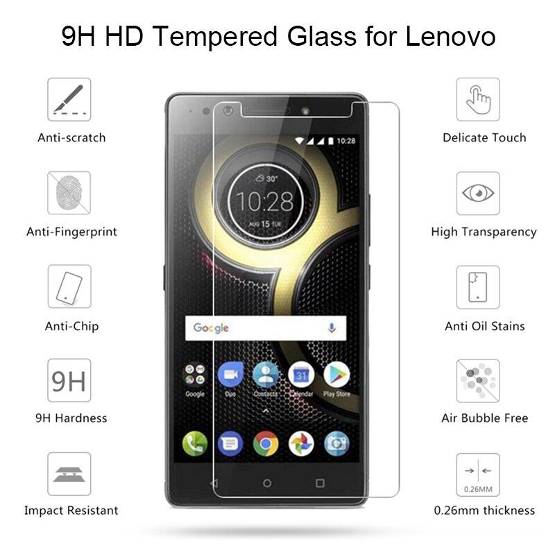 Toughed Glass For Lenovo A3900 A5000 A5860 A6000 A6010 Plus Glass On A6020 A6600 Plus Tempered Glass For Lenovo A7010 A7000 Plus