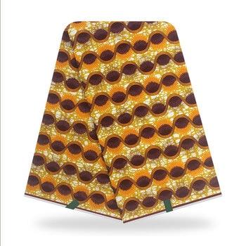 african cotton Ankara Fabric African Real Wax Print for Dress 2020 Ghana Africain Clothing Loincloth
