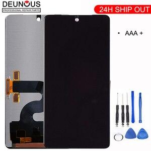 Szkło hartowane + testowane oryginalny wysokiej jakości 5.7 ''dla niezbędny telefon PH-1 PH1 wyświetlacz LCD + ekran dotykowy Digitizer montaż