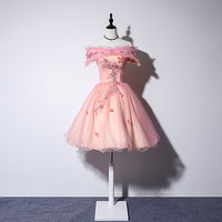 Gryffon Quinceanera Dress Off The Shoulder Performance Ball Gown Sweet Floral Print Party Prom Quinceanera Dresses