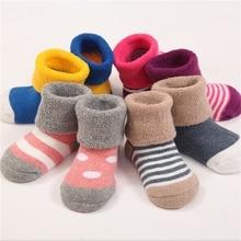 Socks Spring Anti-Slip Newborn-Baby Toddler Infant Baby-Boy-Girl Kids Cotton Summer 4pcs