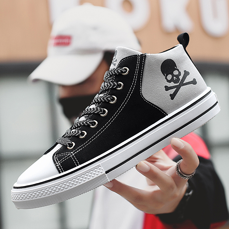 Vulcanize Shoes Woman Sneakers Fashion Leisure Canvas Shoes Men Trainers Trend Couple Casual Shoes Tenis Feminino Zapatos Mujer