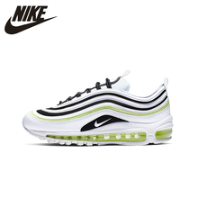Nike Air Max 97 OG Official Authentic Women Running Shoes Shock Absorbing Cushion Breathable Outdoor Sneakers #921733