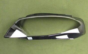 абажур   Для Audi A4 A4L B8 2009 2010 2011 2012 фара абажур Специальный прозрачный абажур корпус противотуманных фар Крышка для фар стекло