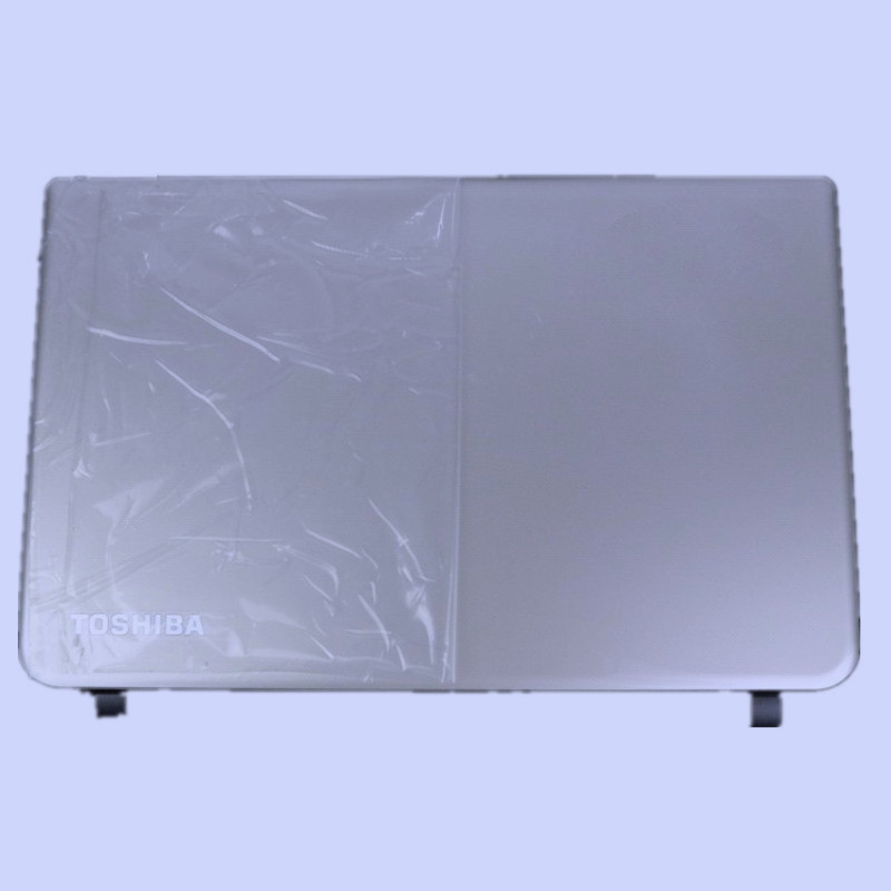 NEW Original laptop LCD Back <font><b>Cover</b></font> Top <font><b>Cover</b></font> For <font><b>TOSHIBA</b></font> <font><b>L50</b></font>-B L55-B S55T-B TOUCH VERSION With Silve Color and NONTOUCH Version image