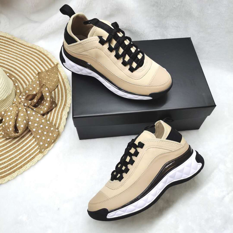 Dad Shoes Casual Sneakers Women's 2020 Early Spring luxury brand shoes women Platform Lace-up Lightweight Running Women's Shoes