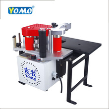 MY 60 portable edge bander machine double sided glue woodworking PVC edge banding
