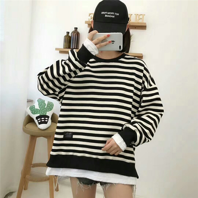 2019 Winter Fashion Women New Hoodies Autumn Long Sleeve Prints Letter Solid Color Women Hoodies Pullovers