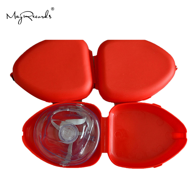 CPR Resuscitator Rescue Emergency First Aid Masks 2