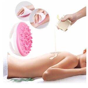 Body Massager Brush Handheld A