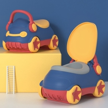 Baby Car Pot Potty Infant Potty Training Baby Toilet Portable Travel Kids Potty Trainer Seat Chair Urinal for Toddlers