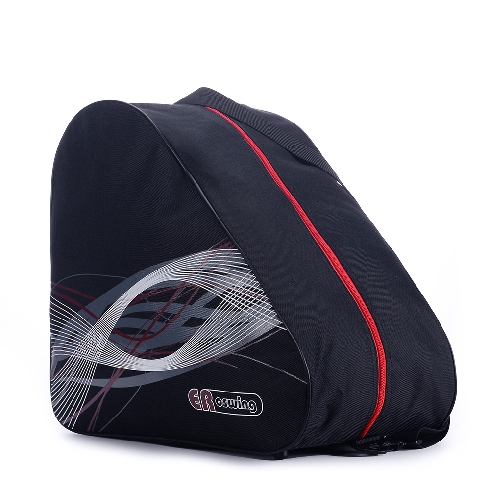 Skate Helmet Bag Snowboard-Accessories Carry-Shoulder-Bag Professional Black Portable